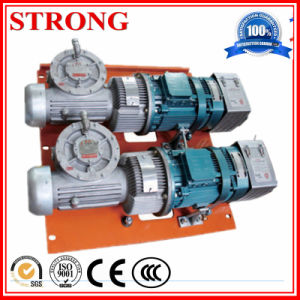 Construction Brake Hoisting Motor Used in Lifter pictures & photos