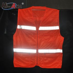 Customize Your Products Faster High Intensity Motorcycle Reflective Safety Vest pictures & photos