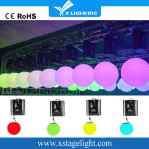 Most Popular DMX LED Lift Color Changing Disco Ball pictures & photos