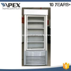 Commerical Single Door Open Air Chiller/New Product Glass Door Supermarket Multi-Deck Open Chiller pictures & photos