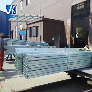 Customized Galvanized Section Steel Structure of C Purlin/Channel pictures & photos