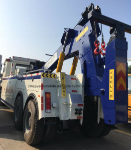 31t Heavy Duty FAW Road Wrecker Truck pictures & photos