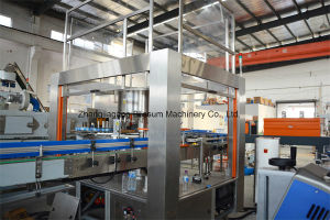 OPP Hot Glue Melt Labeling Machine pictures & photos