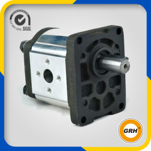 Rotary Tandem Single Pump Hydraulic Gear Oil Pump pictures & photos