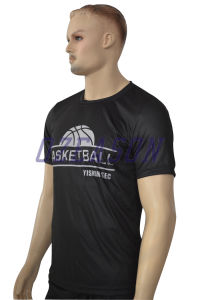 Factory Direact Wholesale Cheap Custom Sublimation Blank T Shirt pictures & photos