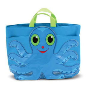 Flex Octopus Kids′ Beach Tote Bag for 3-5years pictures & photos