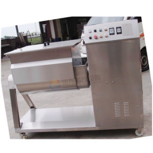 High Quality Double Axis Meat Blender Mixing Machine Sausage Use Meat Mixer pictures & photos