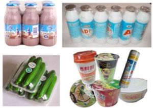 Automatic Film Upper-Feeding Heat Shrink Packaging Machine pictures & photos