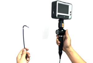 3.0mm Industrial Borescopes with 4-Way Articulation, 4.5′′ LCD, 1.5m Testing Cable pictures & photos