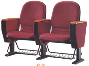 Commerical Theater Seat Meeting Chair with Luggage Basket (YA-10) pictures & photos