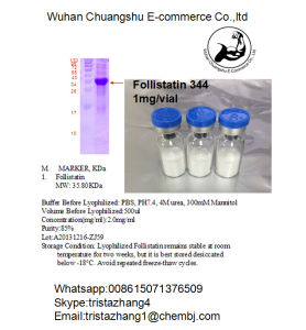 Pharmaceutical Bodybuilding Peptides Diagnostic Agent Sermorelin (INN) Geref pictures & photos