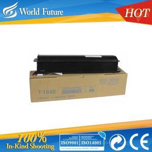 Compatible Black Copier Toner Cartridge for Toshiba T-1640c/D/E (5K/10K/24K) pictures & photos