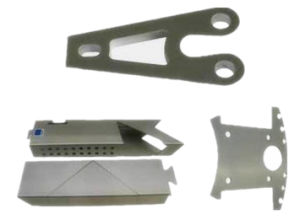 Precision Sheet Metal Product of High Quality (LFCR0285) pictures & photos