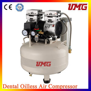 Hot Dental Chair Unit and Air Compressor Dentist Special Equipment Low Price pictures & photos