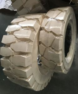 Industrial OTR Tire Forklift Tire Solid Tire 16/70-20 pictures & photos