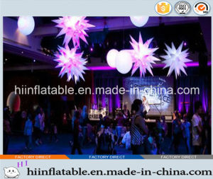 2015 Hot Selling Decorative LED Lighting Inflatable Star 0003 for Event, Celebration pictures & photos