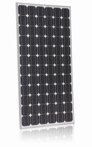 Monocrystalline 180W Solar Panel with TUV UL