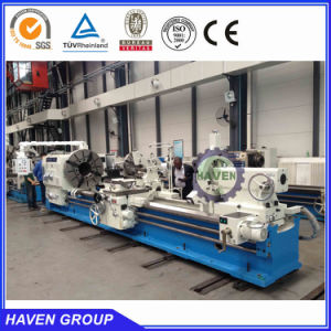 CNC pipe thread lathe CW6636 with high precision ISO pictures & photos
