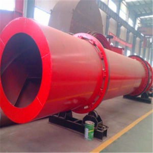 Cylinder Rotary Drum Dryer for Drying Coal, Sawdust, Minerals pictures & photos
