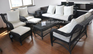Home Style Wicker Rattan Sofa Set pictures & photos