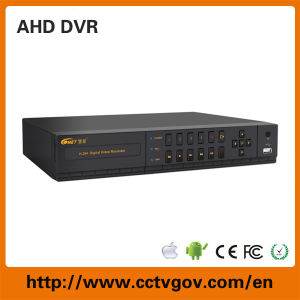 New Arrival IP/Analog/ Ahd Hybrid 4CH 720p Ahd DVR pictures & photos