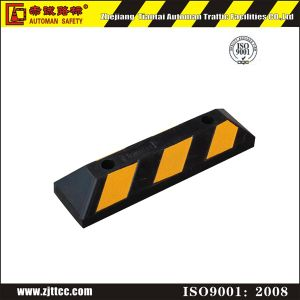 Garage & Parking Lots Use Parking Wheel Stoppers (CC-D19) pictures & photos