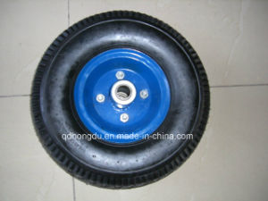 High Quality 13 Inch 13′′x3.00-8 Inflatable Rubber Wheel pictures & photos