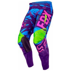 Purple Professional off-Road Mx Gear MTB Racing Sports Pants (MAP27) pictures & photos