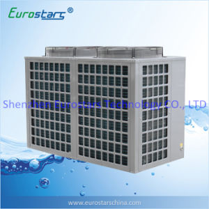 75c High Water Temperature Modular Air Cooled Water Heater or Heat Pump pictures & photos