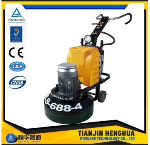 New Hige Quality Concrete Grinding Machineused Marble Floor Polishing Machines pictures & photos