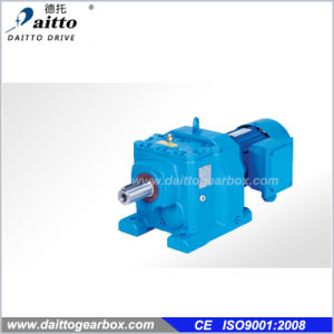 Cr Series Helical Gear Reducer--Dt-Cr