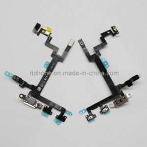 Genuine on-off Flex Cable Spare Part for iPhone 5
