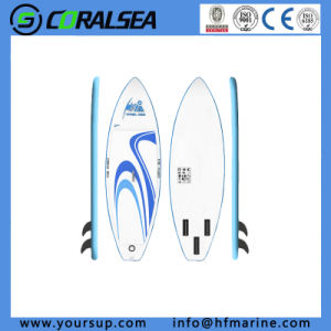 "EVA Face PVC Material Surfboard Leash (Vivacity 8′5"") pictures & photos"