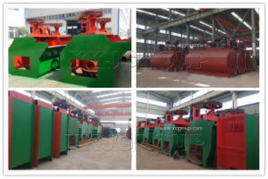 2017 New Design Lead Zinc Ore Froth Flotation in Mineral Processing Plant pictures & photos