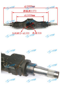 High Quality Camc Auto Parts Rear Axle Cover pictures & photos