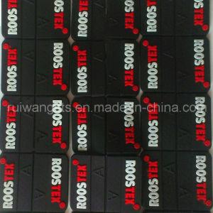 Custom 3D Soft PVC Rubber Garment Label pictures & photos