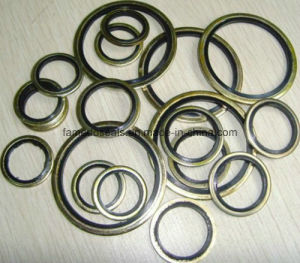 Rubber Bonded Metal Gaskets pictures & photos