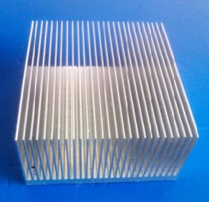 69mm Width Aluminum Profile Heat Sink 69mm*36mm*100mm Length Can Custom-Made pictures & photos