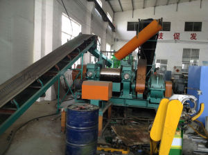 Tire Recycling Machine Rubber Powder Cutting Production Line pictures & photos