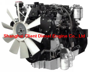Lovol 1006-6t Diesl Engine, Lovol 1000 Series Diesel Engine (1006-6t) pictures & photos