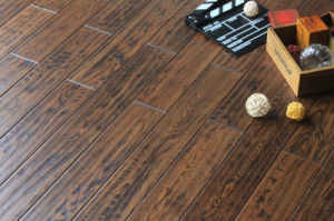 Engineered Wood Flooring with Various Design Finish pictures & photos