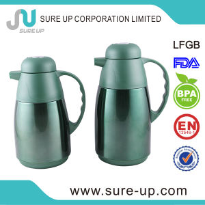Travel Glass Inner Vacuum Flask Hot and Cold Water Jug (JGBT) pictures & photos