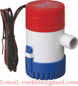 Electric Bilge Pump Marine Boat Yacht Submersible 12V 750gph pictures & photos