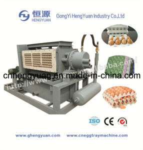 Stable Performance Rotary Paper Recycling Machine for Egg Tray pictures & photos