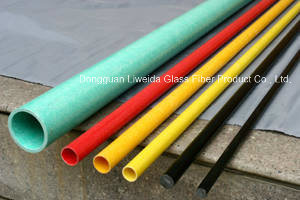 High Quality Fiberglass FRP Tube for Tool Handle with Heat-Resistant