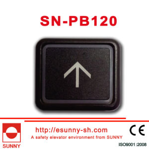 Color Optional Elevator Push Button for Toshiba (SN-PB120) pictures & photos