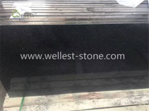 Absolute Black Diamond Black Granite Wall Cladding Tiles, Floor Tiles pictures & photos