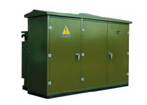 Pre-Install Distribution Power Transformer Substation