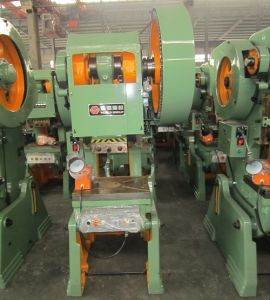 C Frame Single Action Punching Press pictures & photos
