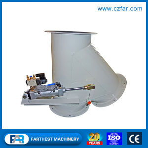 Customized Three Way Pneumatic Discharger for Cereals pictures & photos